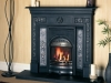 Stovax Cast Iron Combination Fireplace with Cast Panels
