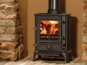 Stovax Brunel Multi Fuel Stovel in Matt Black