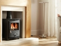 Multi Fuel and Wood-Burning Stove in an Inglenook