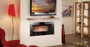 Icona Hole In The Wall Gas Fire