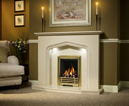 Fireplaces in Cumbria by Trafford Fireplaces