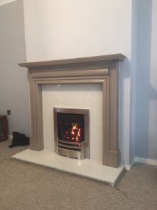Some Before and After Photo's  | trafford fireplaces Carlisle, Cumbria